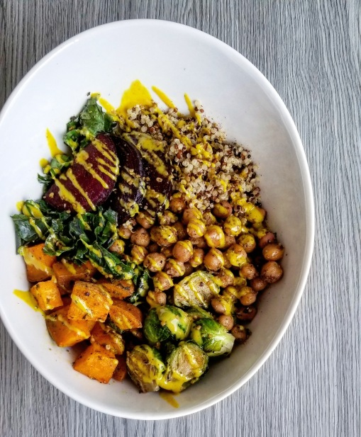unBeetable Buddha Bowl
